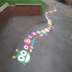 Thermo Plastic Roadway Markings in Abergwili 4