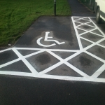 School Playground Marking in Ardminish 3