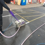 Car Park Line Marking in Abney 2