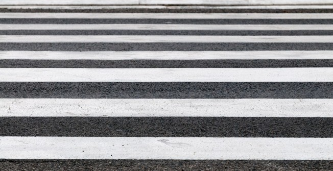 Pedestrian Crossing Lining in Cookstown